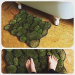 Simple DIY Bath Mats