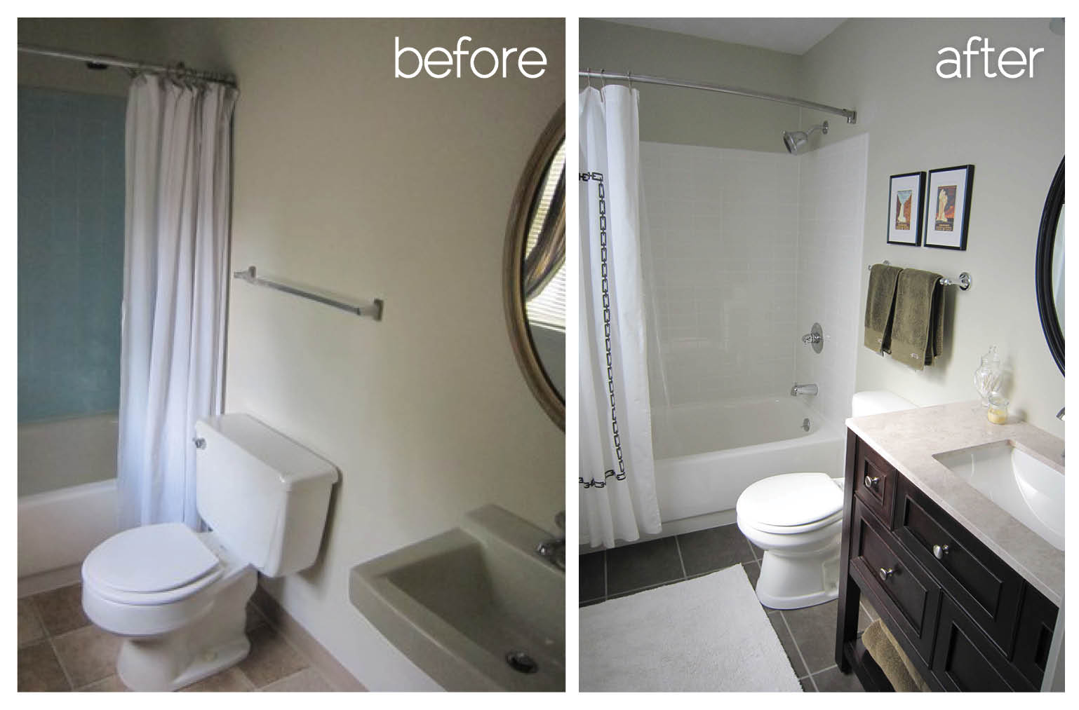 Diy Bathroom Remodel 9