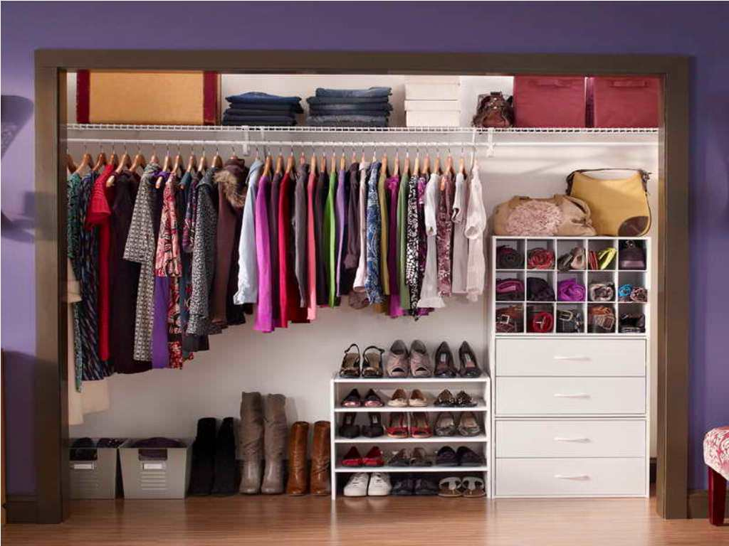Bedroom Set With Wardrobe Closet