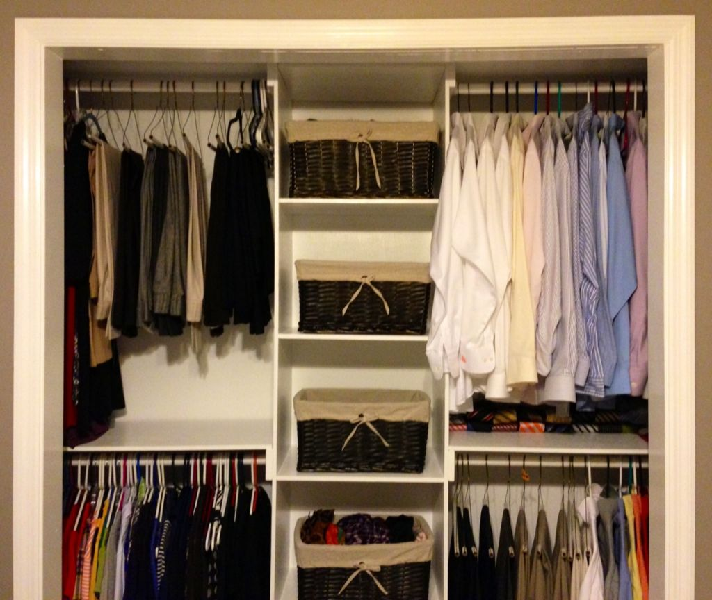 Top 10 Brilliant DIY closet organizer | SEEK DIY