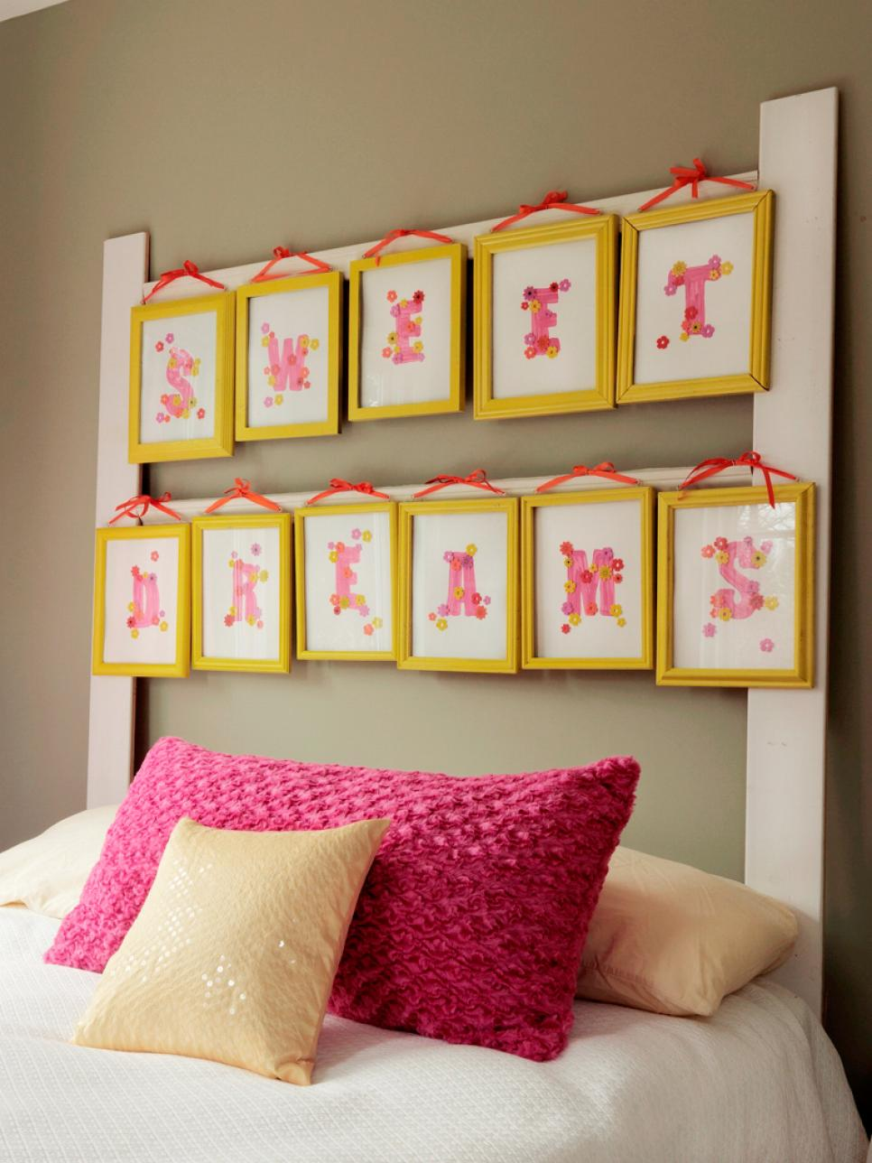 10 Easy DIY Headboard Ideas
