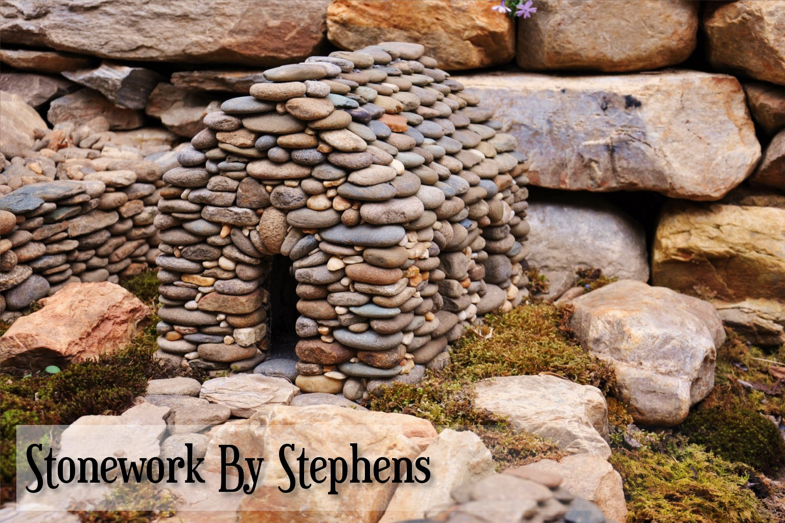10 DIY Miniature Stone Houses To Beautify Your Garden | SEEK DIY