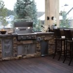 These DIY Outdoor Kitchen Plans Turn Your Backyard Into Entertainment Zone