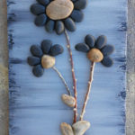 Easy DIY Pebble Art