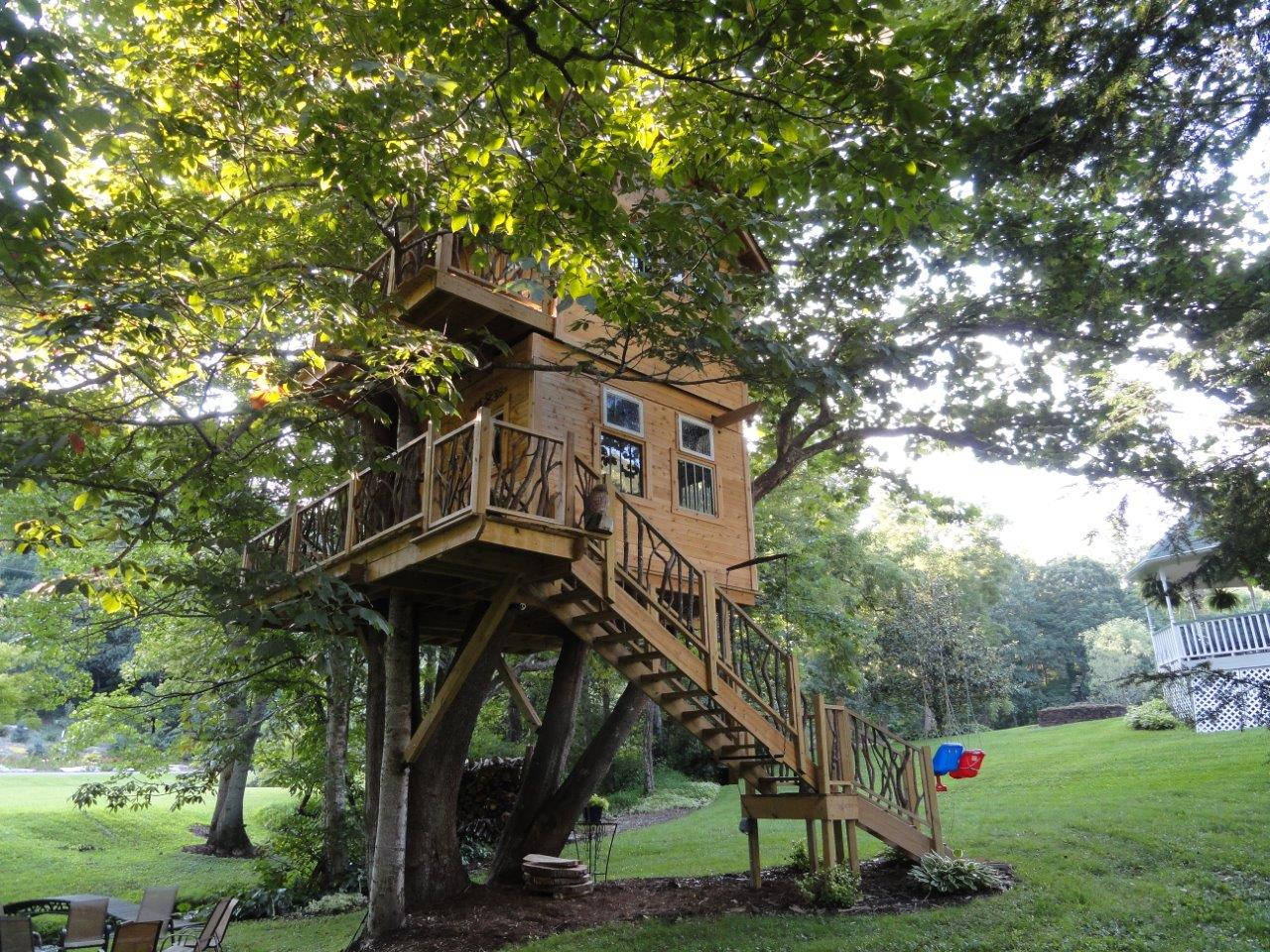 10 Best Diy Tree Houses Ideas