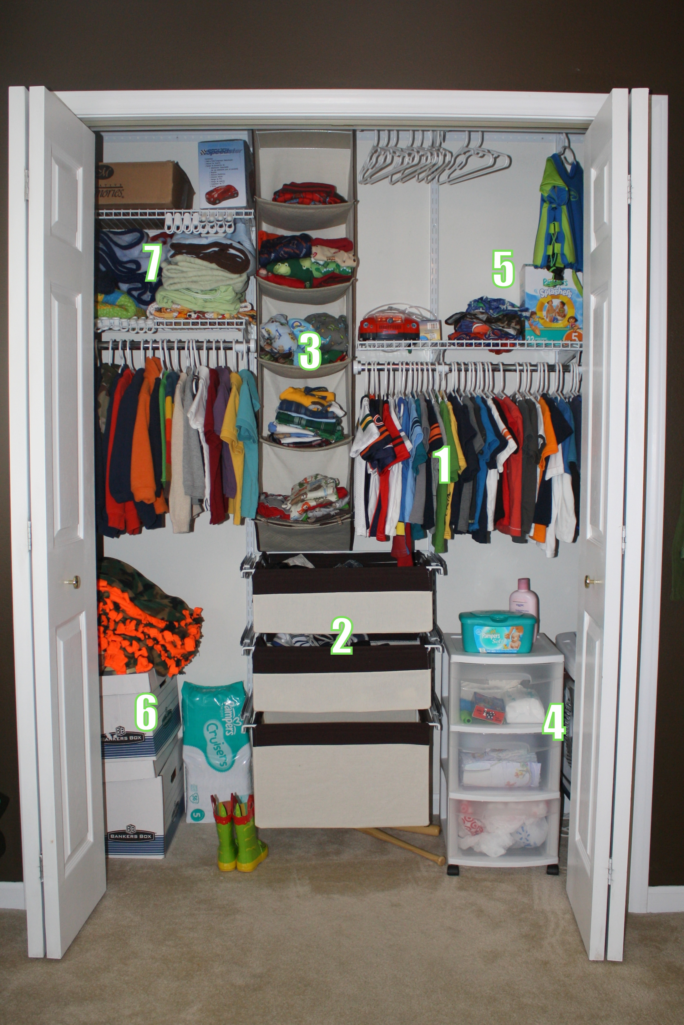 kids youtube closet children tips watch s wardrobe armoire organization