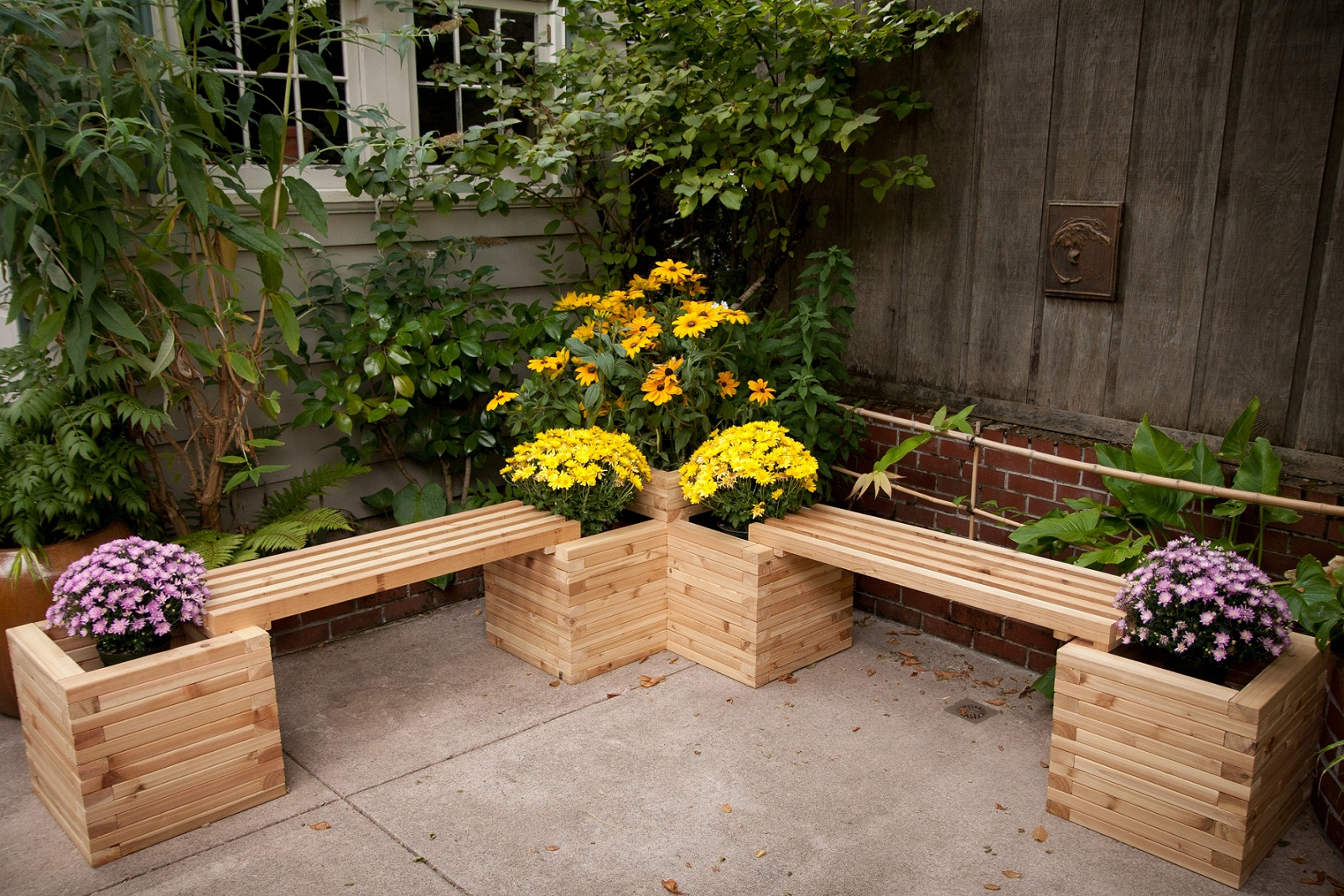 Outdoor Bench Projects 6